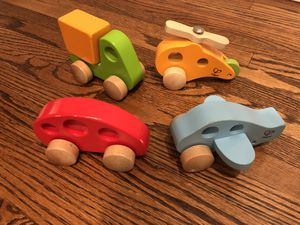 Have Wooden Toys for Sale in Downey, CA