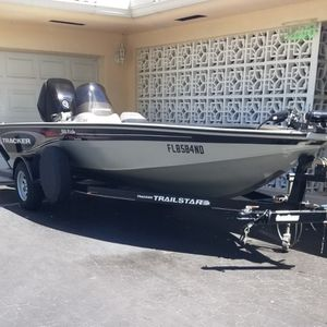 06 Bass Tracker All Fish for Sale in Hollywood, FL