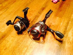 Two small fishing reels for Sale in Chula Vista, CA