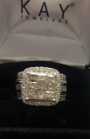 Like new 3 carat diamond ring for Sale in Atlanta, GA