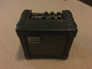 Roland Micro Cube Amplifier for Sale in Santa Cruz, CA