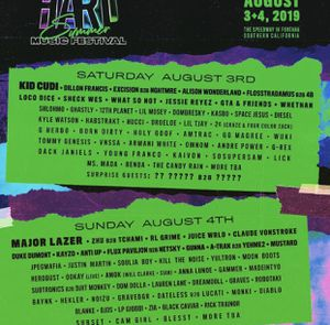2 hard summer tickets for sale for Sale in Anaheim, CA