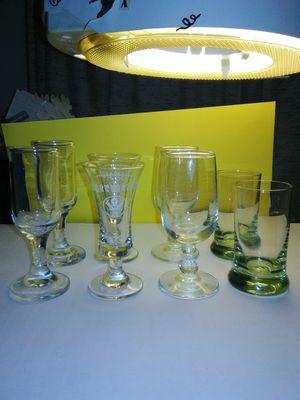 (56) Assorted Glasses..see description for Sale in Lyndhurst, NJ