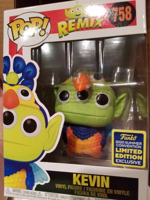 Funko pop alien as kevin remix up toy story Disney for Sale in Ontario, CA