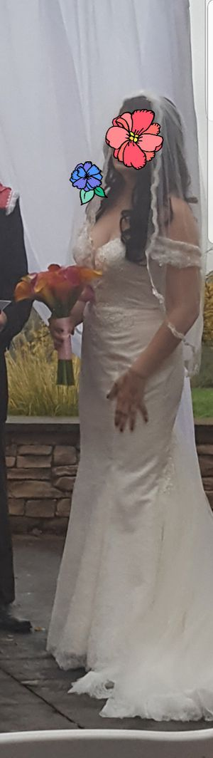 Gorgeous Wedding Dress for Sale in Lorton, VA