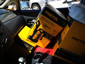 pressure washer cold water 1500 psi for Sale in San Diego, CA