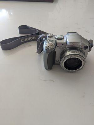 Canon PowerShot S2 IS 5.0 MegaPixel Digital Camera for Sale in Queen Creek, AZ