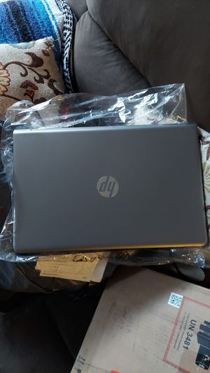 HP laptop brand new still in box for Sale in Salinas, CA