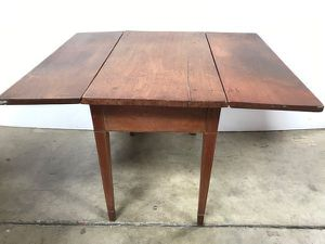 Antique Primitive Drop Leaf Table for Sale in Chula Vista, CA