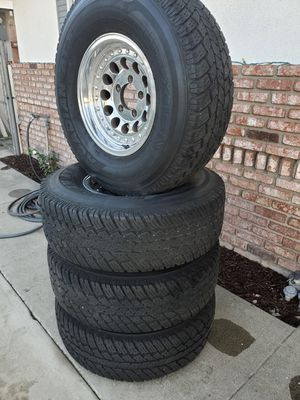 Almost New Tires - 31 x 10.50 for Sale in Fontana, CA
