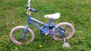 Bike with wheels for girl for Sale in Nashville, TN