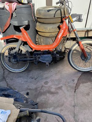 Garelli basic moped for Sale in Chino Hills, CA