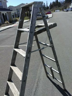 Wood ladder for Sale in Dryden, NY