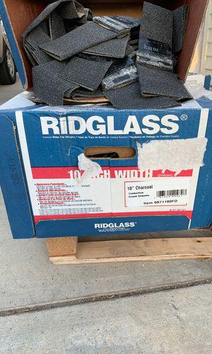 3 RidGlass Cap Shingles for Sale in Montebello, CA