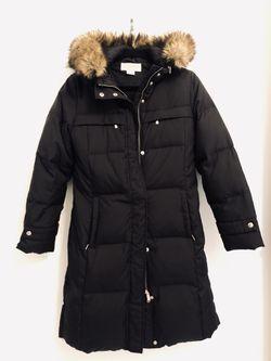 Michael Kors Parka Jacket/ Snowsuit in black for Sale in Miami,  FL