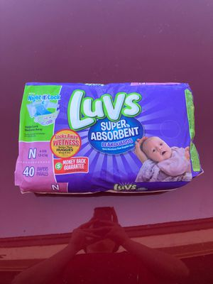 New born diapers for Sale in Glendale, AZ