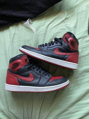 "Jordan Retro 1 High OG ""Banned"" size 9 for Sale in Brentwood, CA"