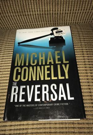 The Reversal by Michael Connelly for Sale in Laveen Village, AZ
