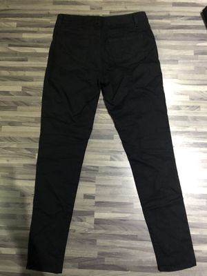 Ladies Michael Kors size 4 black jeans like New for Sale in Channahon, IL