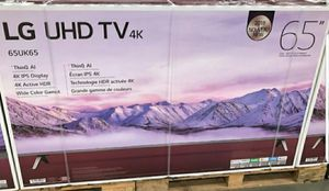 "65"" LG UHD 4K HDR SMART for Sale in Ontario, CA"