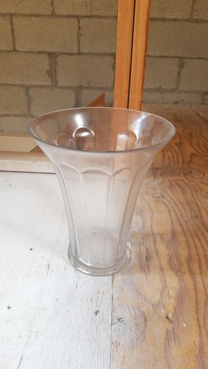Glass Vase for Sale in Shelton, CT