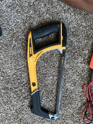 DeWalt hand saw for Sale in Oxon Hill, MD