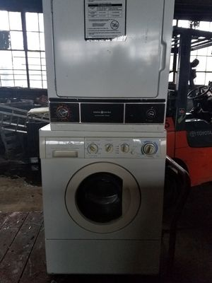 GE dryer and washer for Sale in Detroit, MI