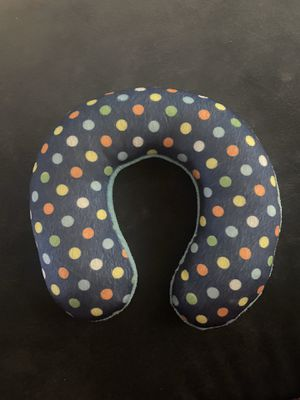 Adorable super soft baby polka dotted neck pillow! for Sale in Lenoir, NC
