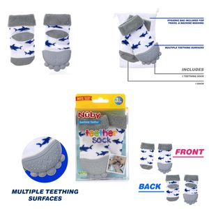 New Teether sock set for Sale in Riverton, UT