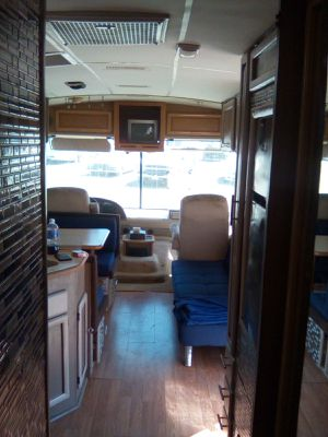 Storm by Fleetwood 32 ft rv has everything in it for Sale in Fresno, CA