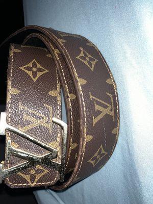 Louis Vuitton belt for Sale in Rockville, MD