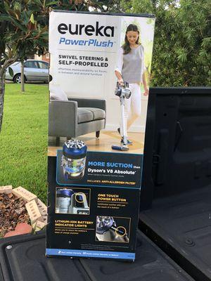 Eureka PowerPlush Cordless Vacuum for Sale in Houston, TX