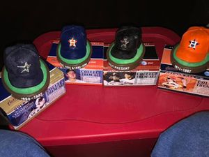 Astros SGA Hats for Sale in Houston, TX