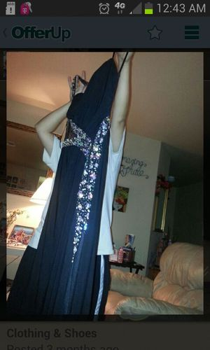 Prom dress size 14 for Sale in Phoenix, AZ