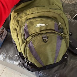 High Sierra Backpack for Sale in San Diego, CA