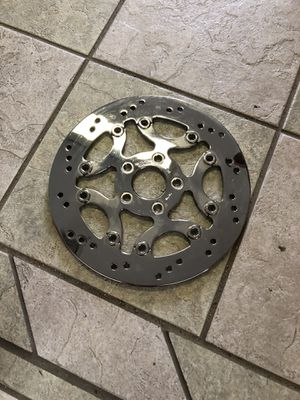 Victory Motorcycles Floating Rear Rotor 6mm - 1910498 for Sale in Griswold, CT