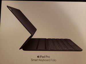 Apple iPad Pro Smart Keyboard Folio (used) for Sale in Lawndale, CA