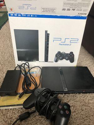 PlayStation 2 slim model/ PS2 for Sale in San Antonio, TX