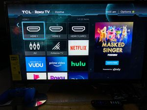 "Brand New TCL Roku Tv 150$ 32"" for Sale in Atlanta, GA"