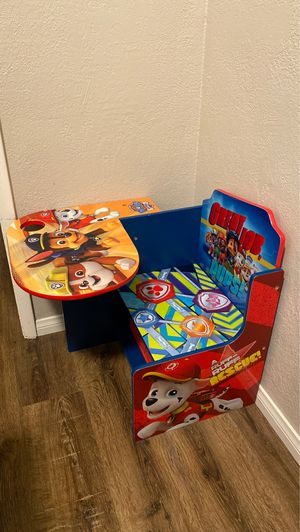 Paw patrol toddler desk for Sale in Los Angeles, CA