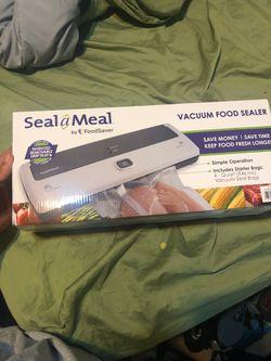 Vacuum sealer for Sale in DeSoto,  TX