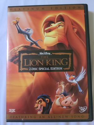 The Lion King for Sale in Chandler, AZ