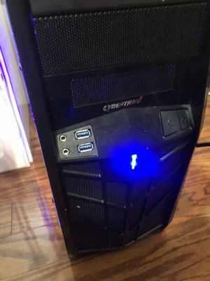 Gaming computer WITH WINDOWS 10. *** keyboard & speakers for Sale in Ontario, CA