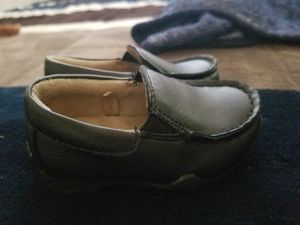Toddler boy dress shoes size 4 for Sale in San Diego, CA