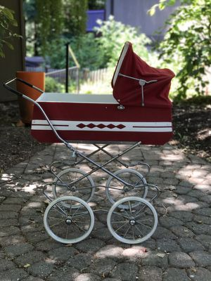 Antique doll carriage for Sale in Bothell, WA
