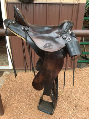 Synergist Saddle for Sale in Woodland Park, CO