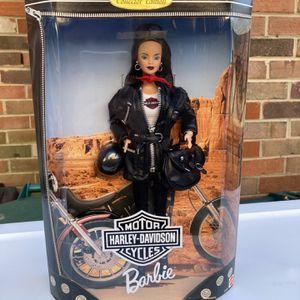 Harley Davidson Barbie Doll for Sale in Woodbridge, VA