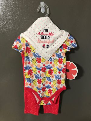 3/6 Months Old Baby Girl Clothe for Sale in Hialeah, FL