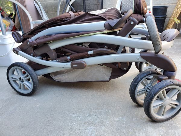 Double Stroller For Sale Good Condition