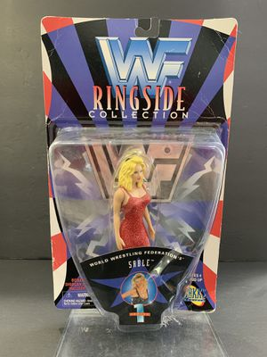 WWF / WWE - 1997 - Ringside Collection - Series 1 - Sable Action Figure for Sale in El Monte, CA